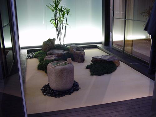 Giardino zen - Giardini zen in casa ...